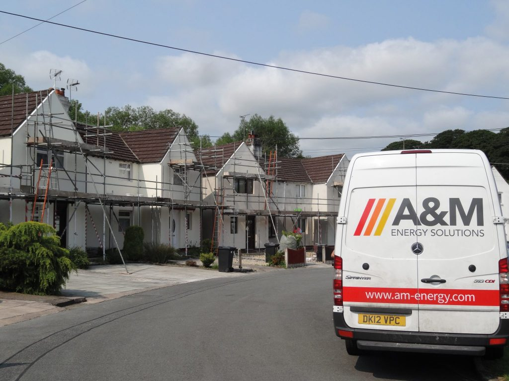 Insulation for Local Authorities