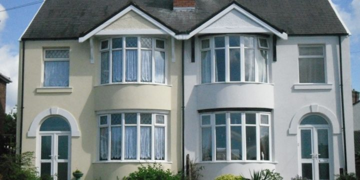 External Wall Insulation, Flintshire County Council