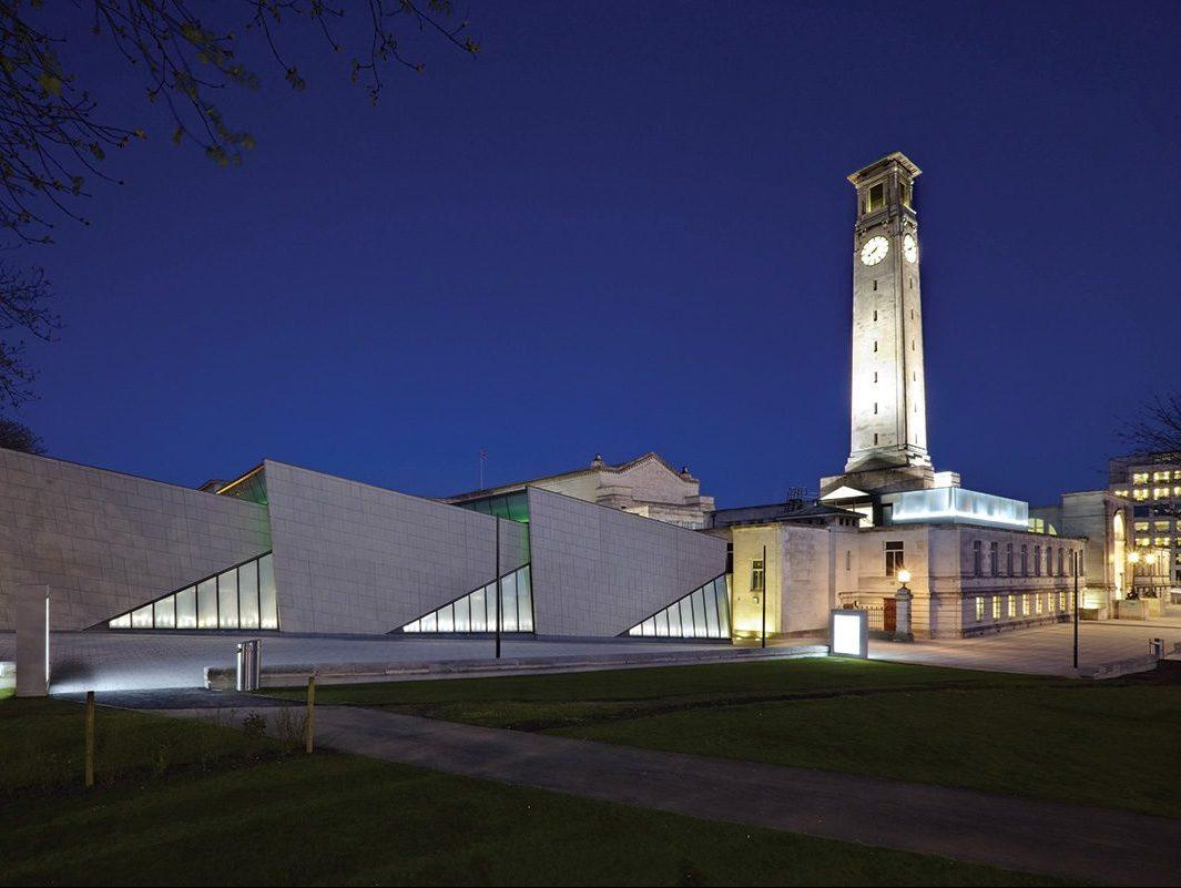 Sea City Museum A Amp M Energy