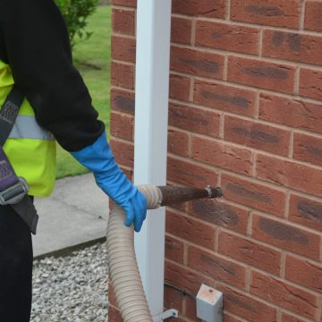Cavity wall insulations made up the largest proportion of improvements at 35%