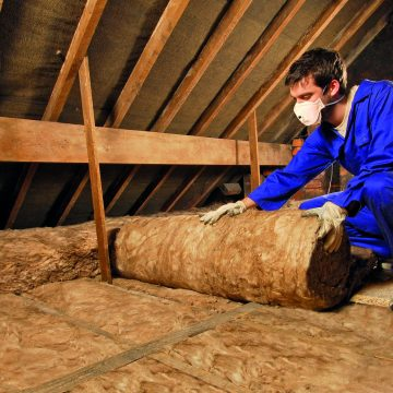 Insulation is key to achieving an E EPC rating