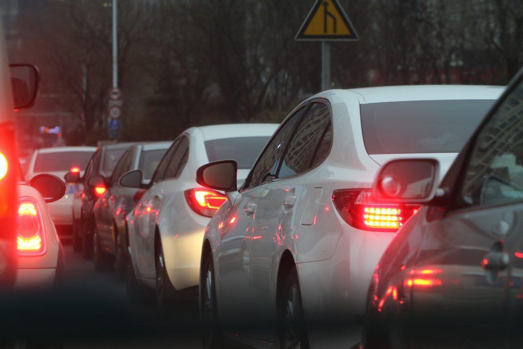 Traffic, emissions, energy.